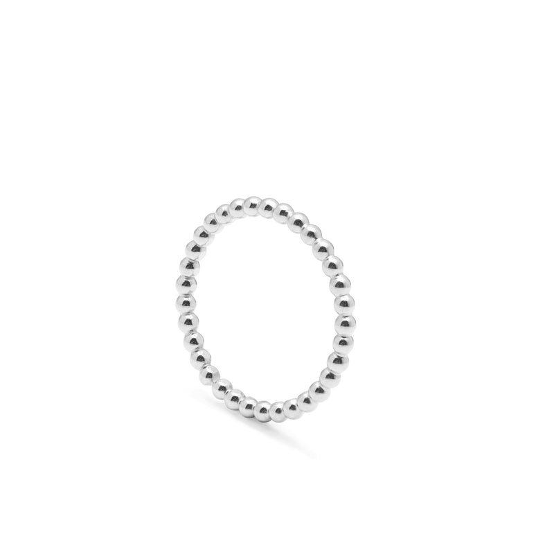 Sphere Band - Silver - Myia Bonner Jewellery