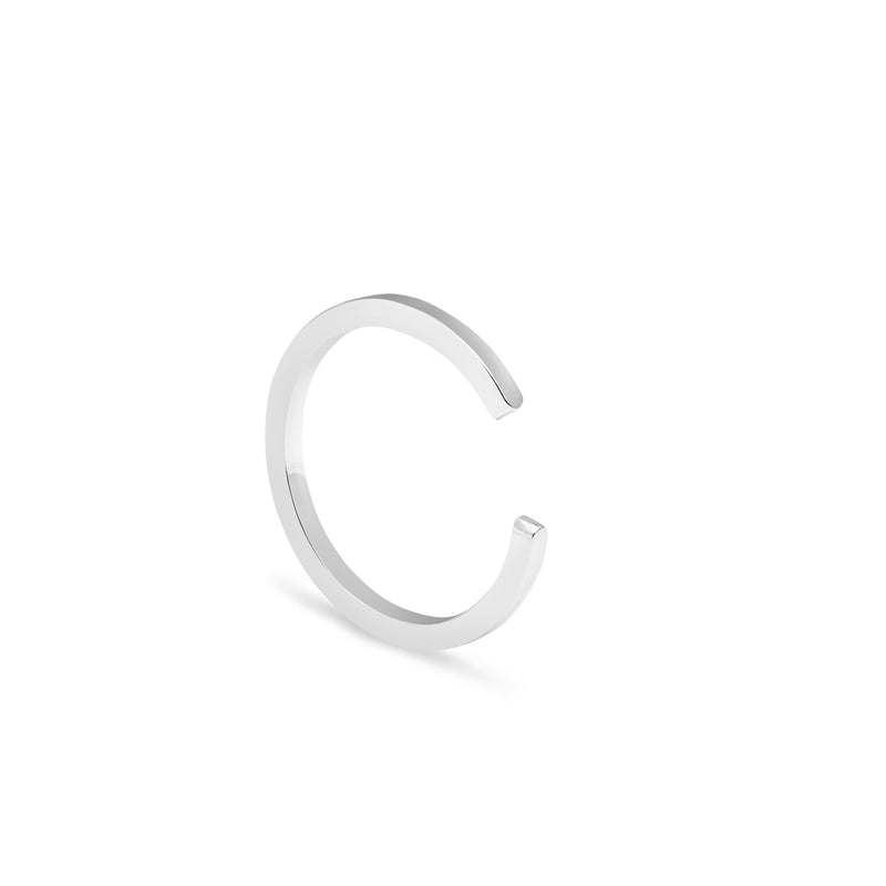 Rift Ring - Silver - Myia Bonner Jewellery