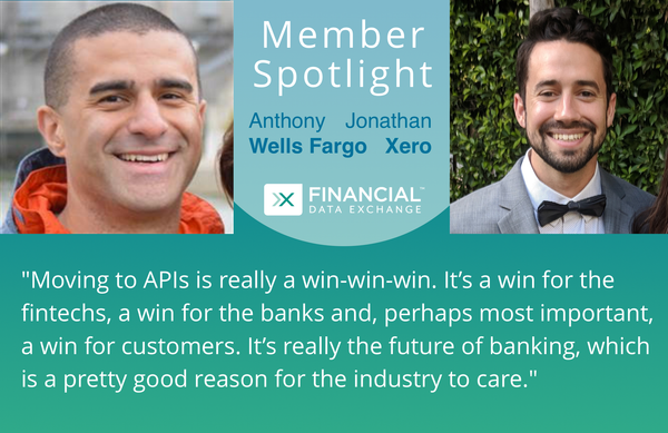 Member Spotlight: Wells Fargo and Xero on the evolution of data sharing