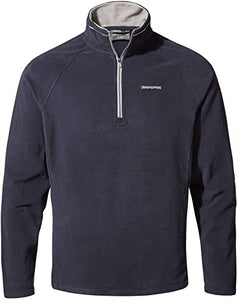 CRAGHOPPERS COREY H/ZIP FLEECE MENS