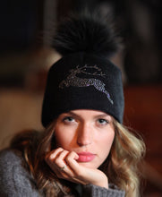 Load image into Gallery viewer, STARLING SILVER BEANIE