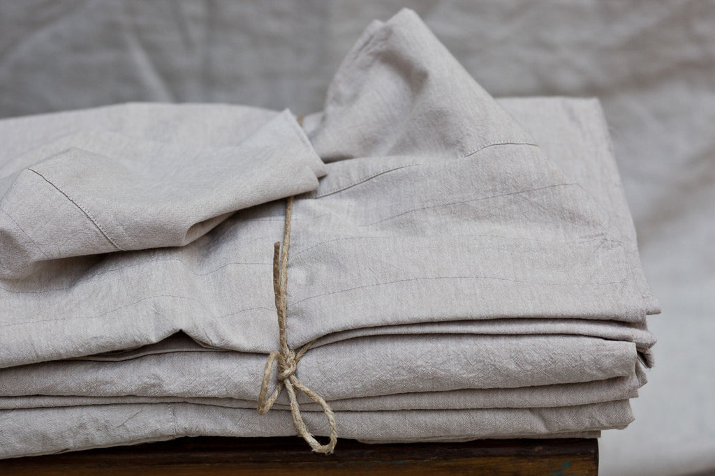 Linen Facts and Care Advice (English/Italiano)