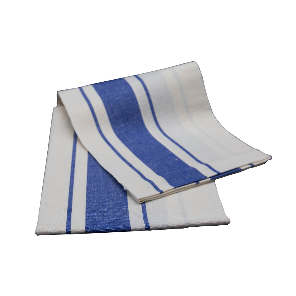 Linen Handmade Kitchen Towel with Stripe