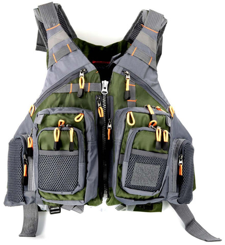 boat fishing vest for men