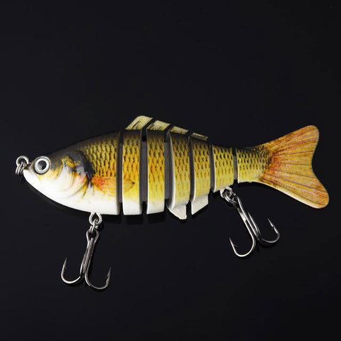 Artificial Swimbait Fishing Lure