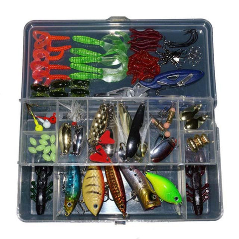 Artificial Fishing Lure Bundle