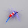 Image of Butterfly Insects Style Fly Fishing Hooks Lures