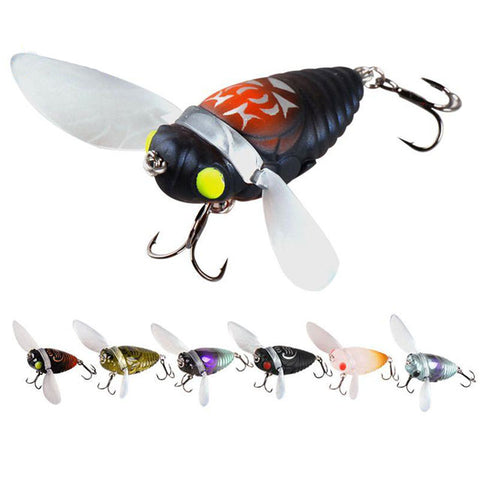 bass and crappie fishing lures