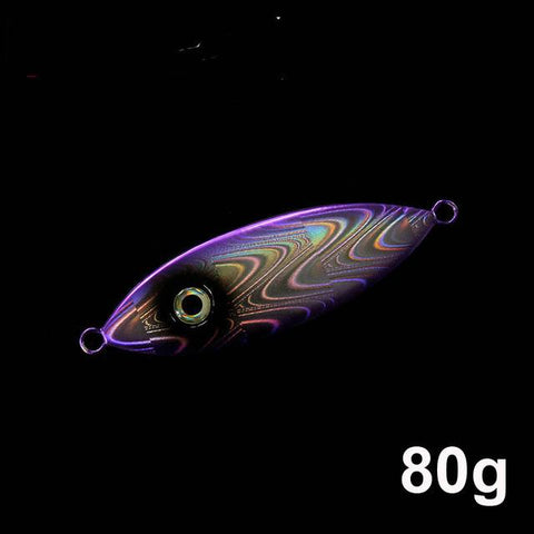 Colorful Spoon Fishing Lure