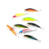 Image of Colorful Stripe Pattern Bass Fishing Lures