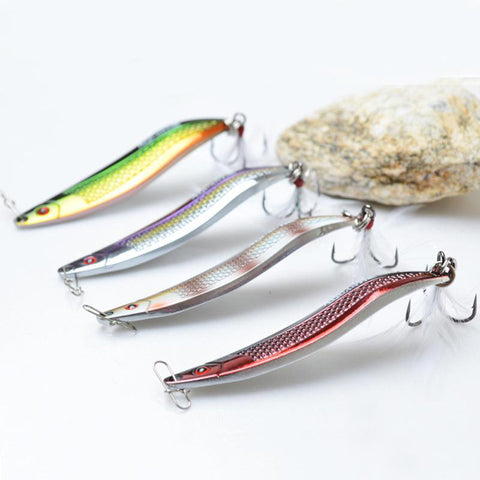 Colorful fishing lure