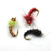 Image of Deep Brassie Bead Head Nymphs Flies Salmon Trout Fly Fishing Lures