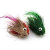 Image of Eyes Feather Tail Big Hook Flying Fishing Lure