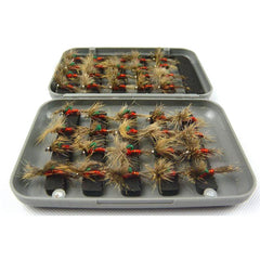 40pcs/lot Flies Fishing Bait - 1.5cm