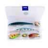 Image of 6pcs/Lot High Quality Lifelike Jerkbait Wobblers Fishing Tackle Lure