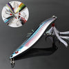 Image of Fishing Spoons Metal Fishing Lures Zinc Spinner Bait