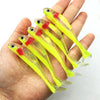 Image of Fishing Worm Swimbaits Jig Head Soft Lure