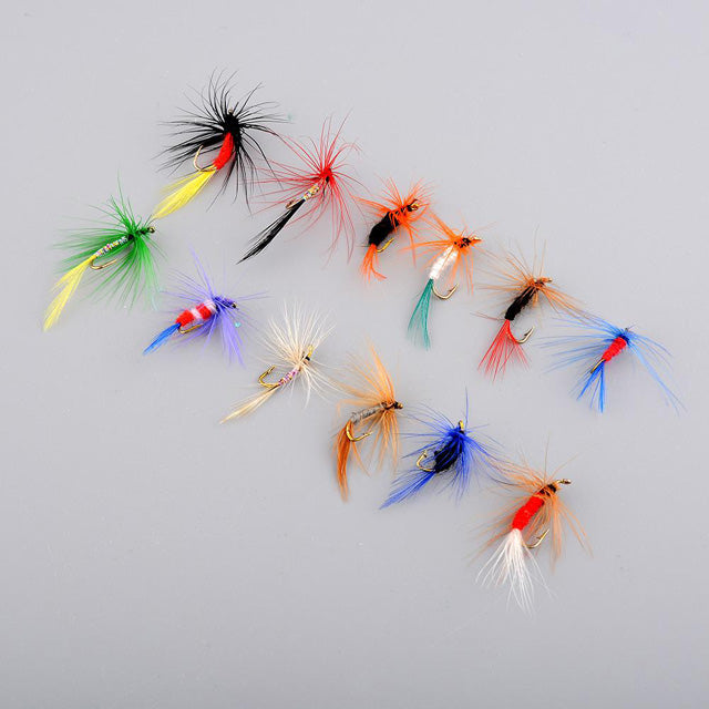 Flies Flying Fishing Lure