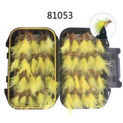 40pcs Wet Flies Fly Fishing Flies Kit