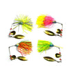 Image of FreshWater Crappie Minnow Spoon Bait