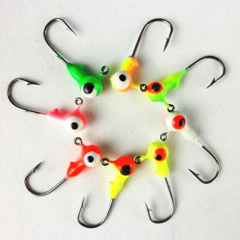 Lead Head Hook Ball Fishing Lure