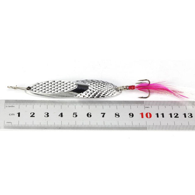 Metal Sequins Fishing Lure
