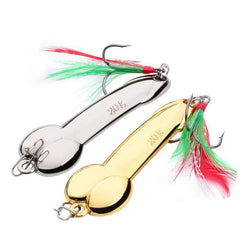 Metal Spinner DD Spoon Bait