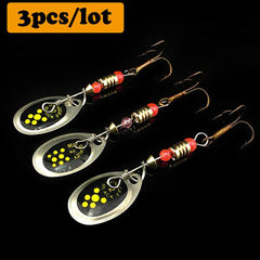 Metal Spinner Fishing Bait