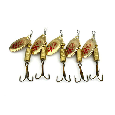 Metal Spoon Fishing Lure
