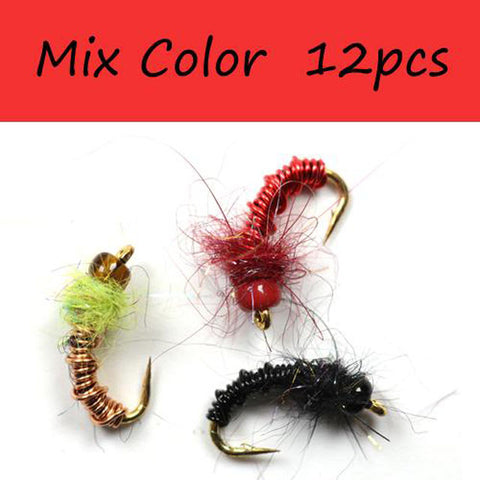 Mix Flying Fishing Bait