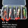 Image of Silicone Fishing Lures Bundles