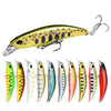 Image of 60mm 4.4g Hard Lure Bass Pike Artificial Bait Tackle