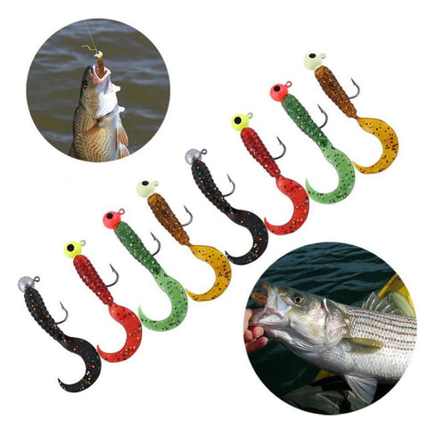 Soft Fishing Bait