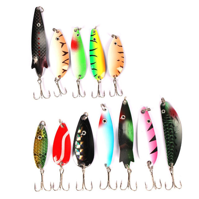 Spoon Fishing Lures