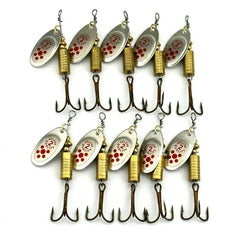 Spoon Lure Metal Spinner Fishing Lure