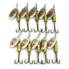 Image of Spoon Lure Metal Spinner Fishing Lure