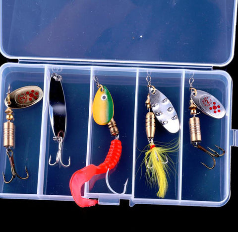 Spoon Fishing Lure