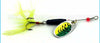 Image of 6pcs Spinner Bait Spoon Fishing Lure