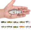Image of Swimbait Fishing Lure - 5 Joints