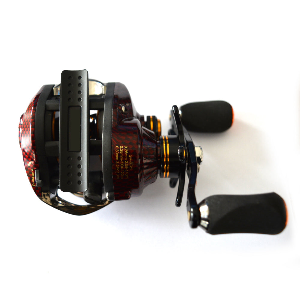 Ball Bearings Baitcasting Reels