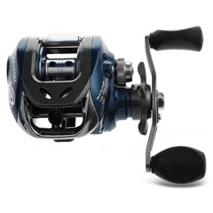 Left Right Hand Baitcasting Fishing Reel With Magnetic Brake Carp