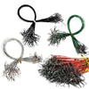 Image of 60 Pcs/lot 15cm 20cm 25cm Steel Wire Fishing Line