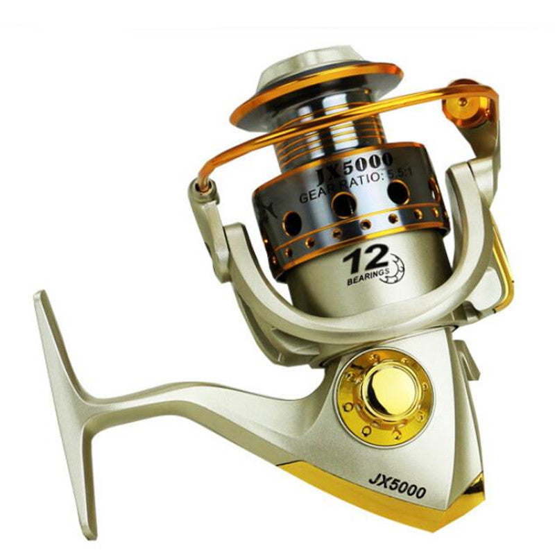 12+1 Super Strong Fishing Spinning Reel