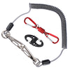 Image of Lanyard Ropes + Magnetic Buckle+ 8-Shape Fast Buckle for Fishing