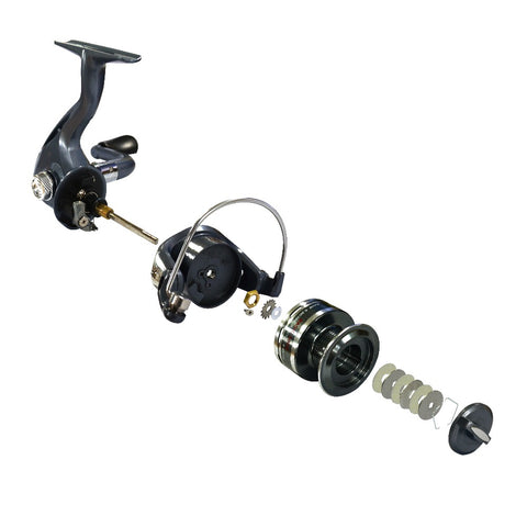 Left/Right Hand Exchangeable Spinning Reel