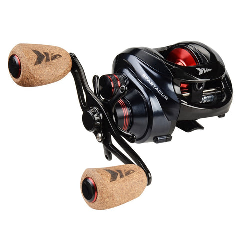 8KG Max Drag 11+1 BBs 6.3:1 High Speed Fishing Reel