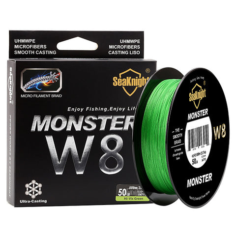 500M W8 Braided Fishing Line