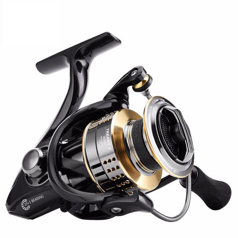 High Speed Fishing Spinning Reel - 2000H 3000H 4000H