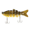 Image of 10cm 20g Swimbait Fishing Lure - 5 Joints