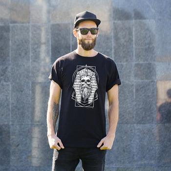 T-shirt barbu Toutânkhamon collection frenchy Grahamhold